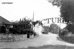Westbury sub Mendip, Main Road c1960