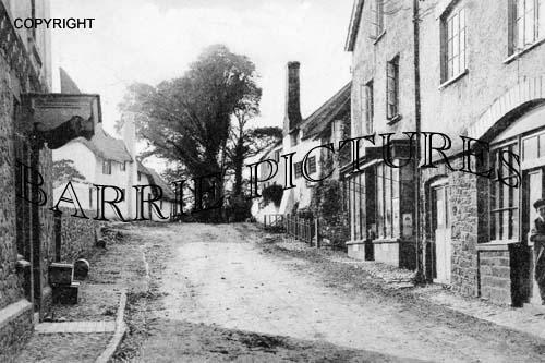 Wootton Courtenay, 1904