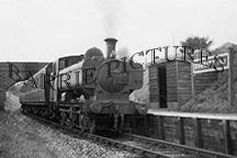 Donyatt, Halt Station c1935?