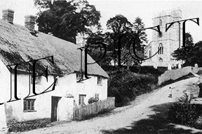 Awliscombe, The Church c1900