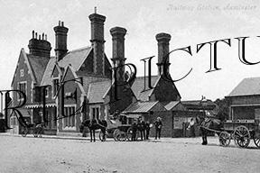 Axminster, Station c1900