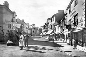 Ashburton, North Street c1910