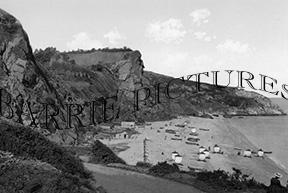 Babbacombe, Beach c1900