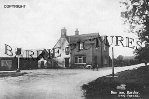 Bartley, The New Inn c1910