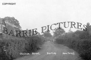 Bartley, Chinham Street c1910