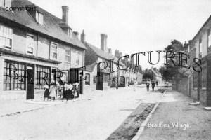 Beaulieu, Village c1900