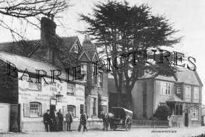 Bishopstoke, Anglers Inn c1910
