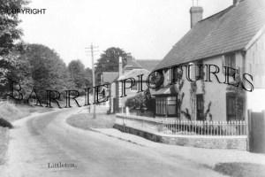 Littleton, Village c1940