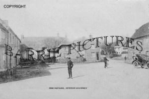 Sutton Scotney, The Square c1905