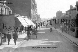 Aldershot, Victoria Road c1910