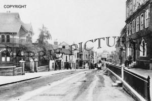 Alton, High Street c1900