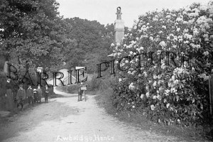 Awbridge, c1910