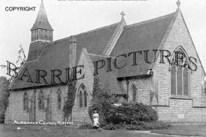 Awbridge, Church c1910