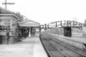 Swanwick, Station c1920