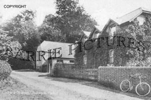 Alderholt, Lodge and Stables c1920