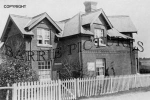Alderholt, Post Office c1910