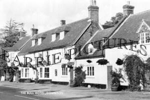 Downton, The Bull Hotel c1955