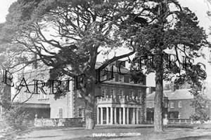 Downton, Trafalgar House c1930