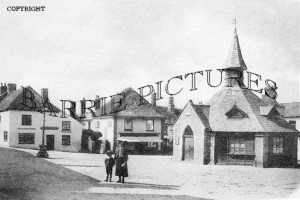 Chagford, Village c1940