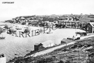 Brixham, the Outer Harbour c1910