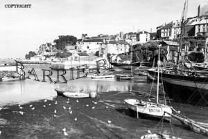 Brixham, Harbour c1920