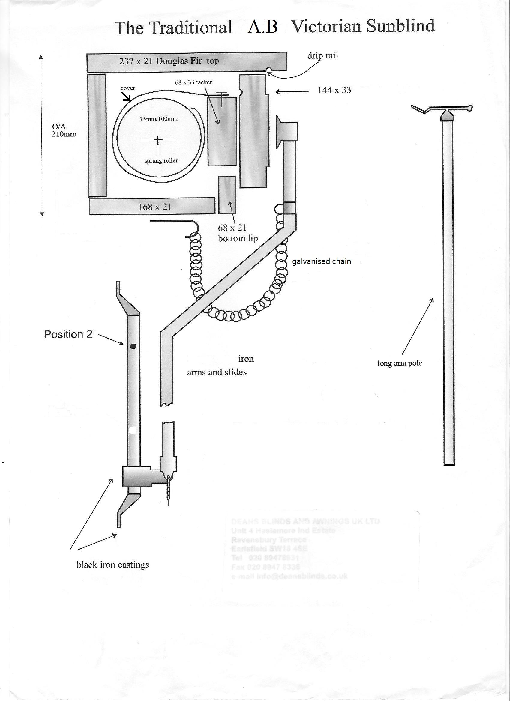 Drawing Of Box Layout