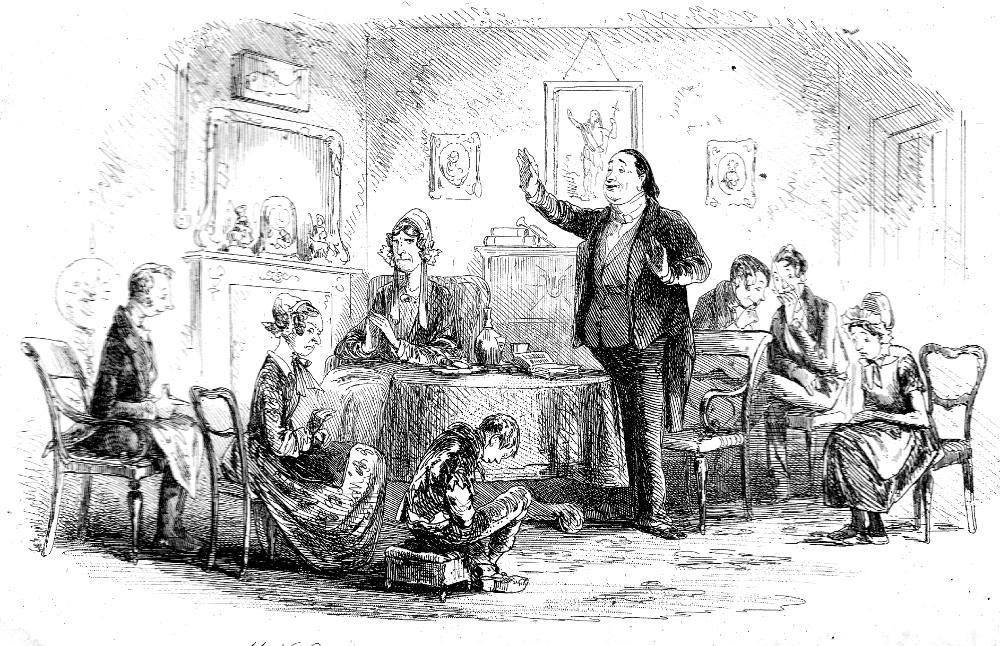 Znalezione obrazy dla zapytania dickens illustrations
