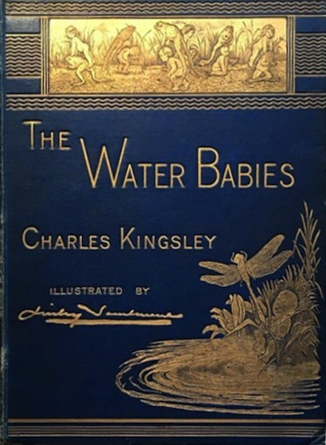Image result for charles kingsley water babies