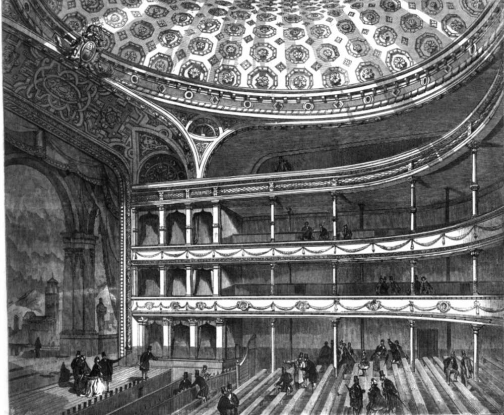 Theatres In Victorian London