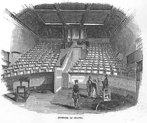 Image result for pentonville chapel