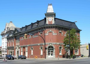 Victoria Masonic Temple, 650 Fisgard Street, built in 1878 with additions in 1909