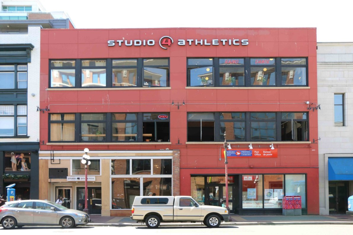 709-715 Yates Street (photo: Victoria Online Sightseeing Tours)