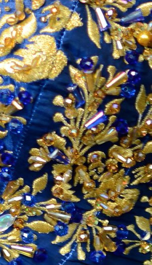 Beading/embroidery for M06-106