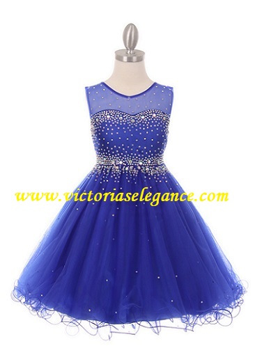 Style 5029 available @ www.victoriaselegance.com Shown in Royal Blue