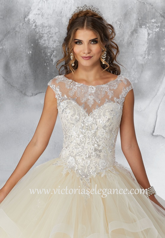 Style 89198 available @ www.victoriaselegance.com