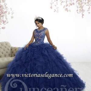 Embroidered Lace Tulle Ball Gown, Prom Gala Pageant, Quinceanera Ball Gown, Sweet 16, House of Wu