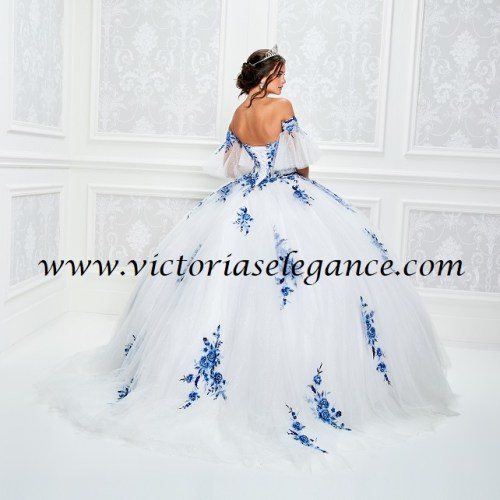 Prom Gala Pageant, Quinceanera Ball Gown, Sweet 16, Princesa by Ariana Vara