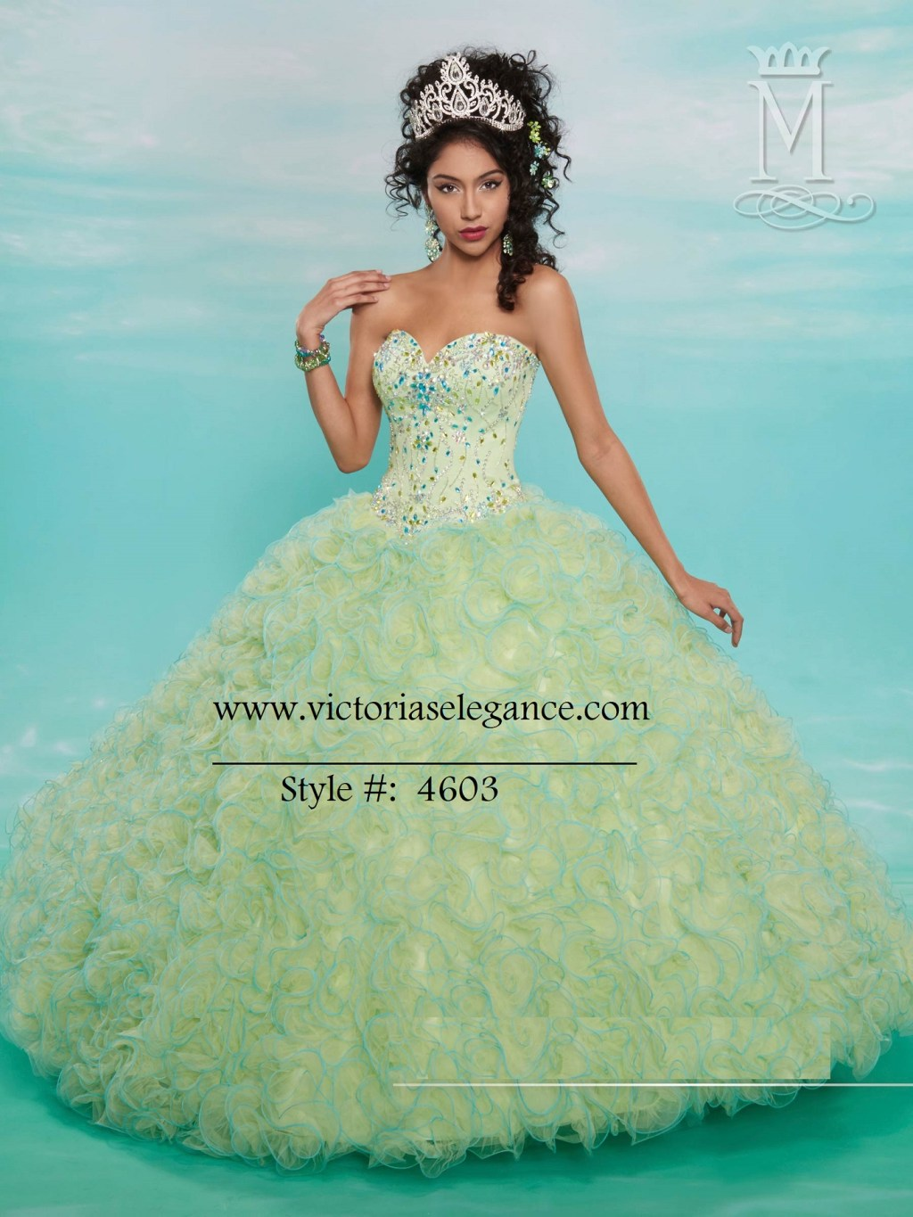 Apple Green 4603 SIZE6