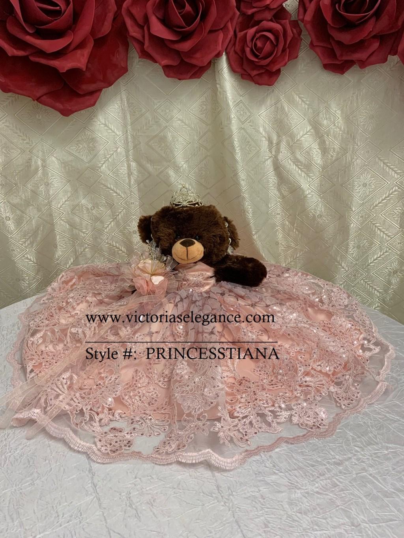 Princess Tiana 1