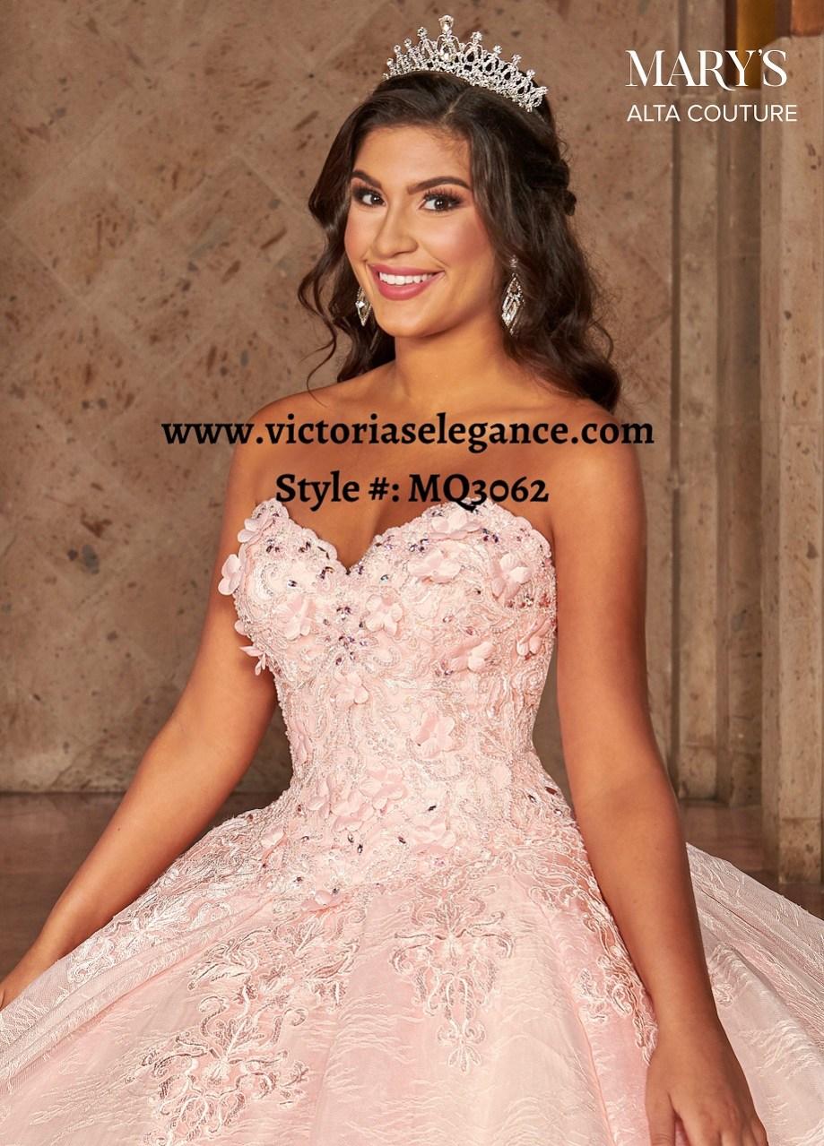 www.victoriaselegance.com Style #_ MQ3062-4