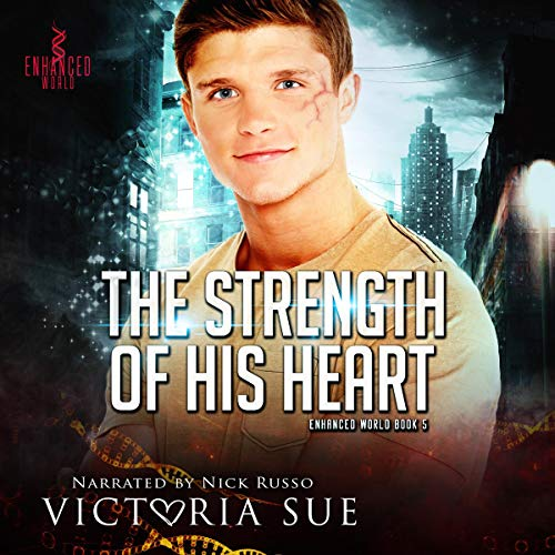 Strength of his heart audio