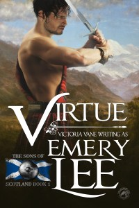 Virtue: Sons of Scotland #1 Victoria Vane and Emery Lee