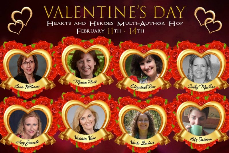 Hearts and Heroes Valentine's Hop!