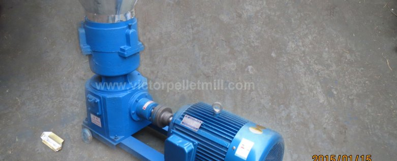 flat die pellet mill supplier