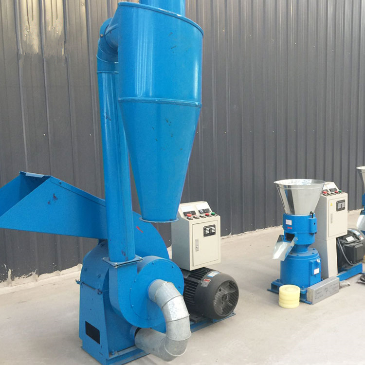 0.1-0.3T/H feed grinder machine