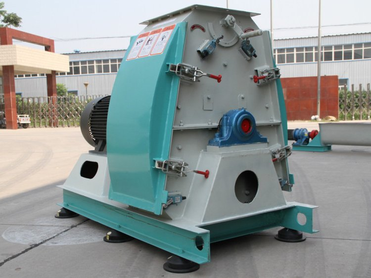2-10T/H feed crusher machine