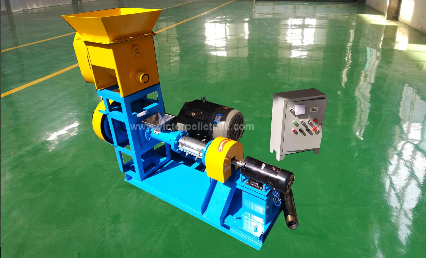 floating fish pellet mill for sale