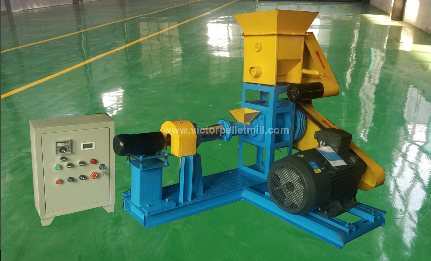fish feed making machine price