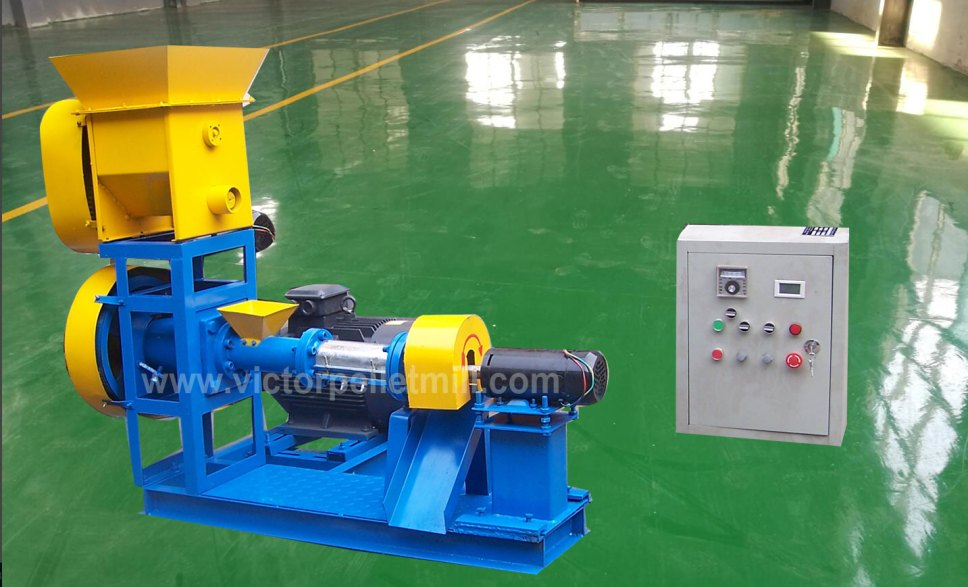 fish feed making machine for sale