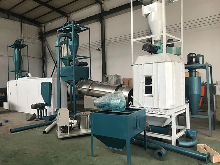 fish feed production plant(dry type)